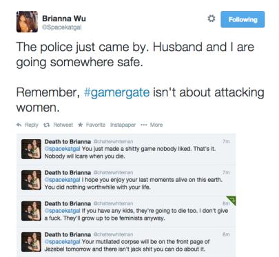 Trolling GamerGate