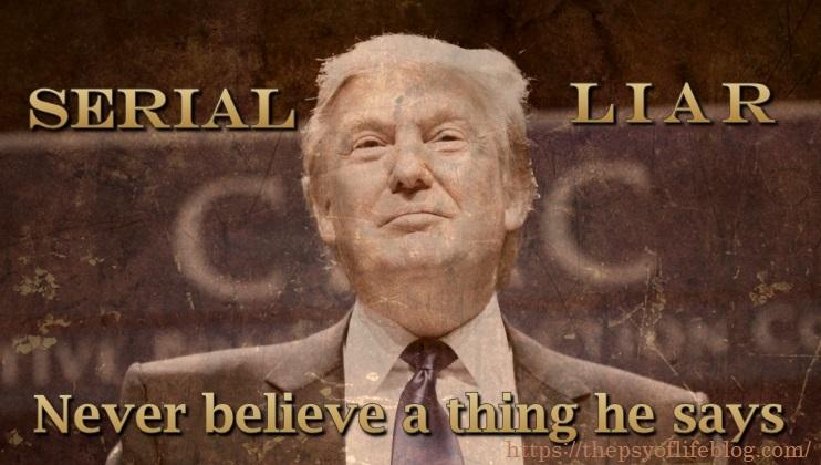How many ways does Trump gaslight America?