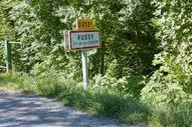 A European streat sign