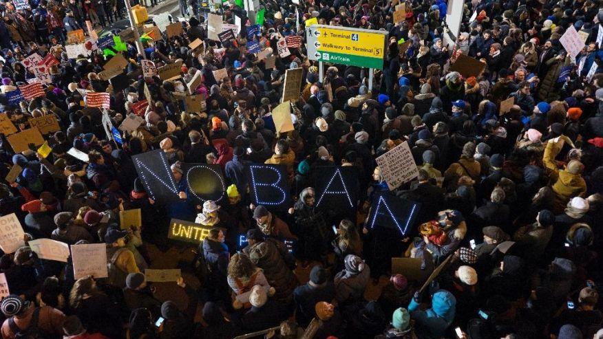 muslimbanprotest