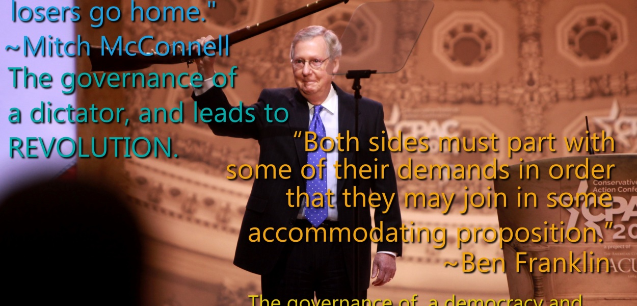 What is wrong with Mitch McConnell