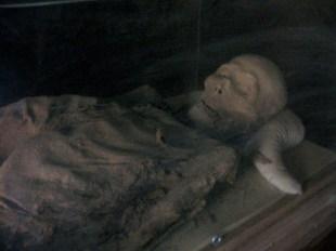 Astana-mummy