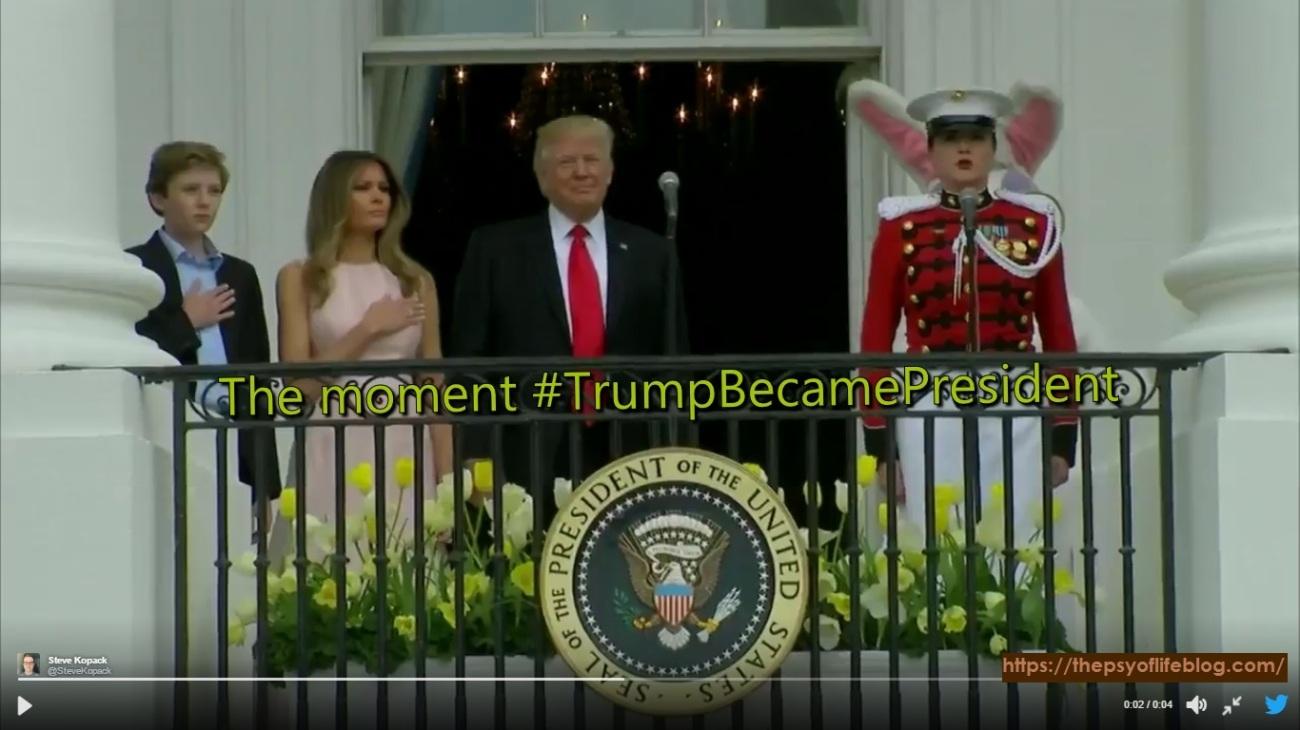 TrumpBecamePresMEME