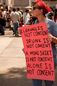 Slutwalk London 2011 - 06