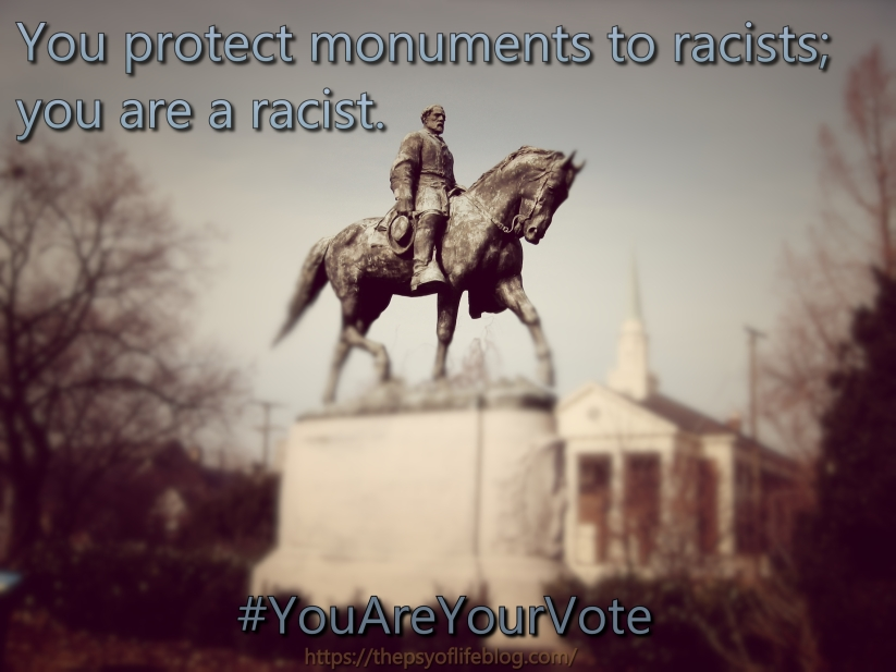 You Are Your Vote - Racist