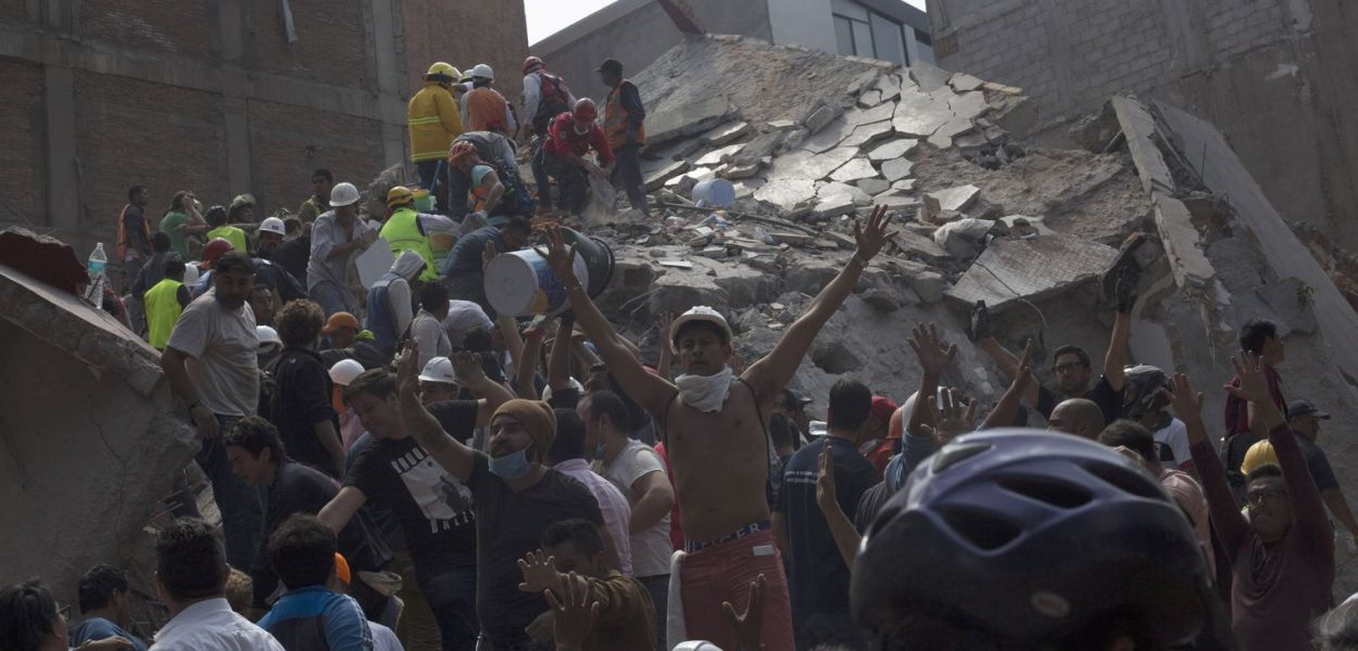 Mexico, Earthquake, Relief, Donations, Hurricane, Natural Disaster, Climate Change