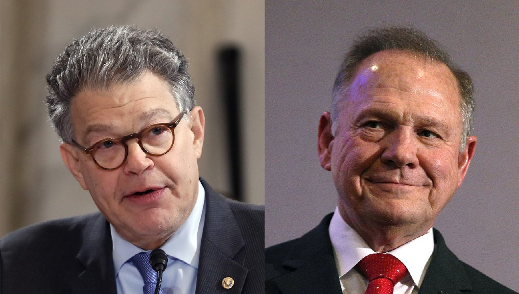 Why do Republicans Support Roy Moore