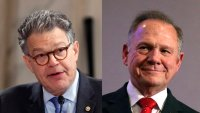 An AP Photo from the Washington Examiner http://www.washingtonexaminer.com/major-newspapers-hold-fire-on-al-franken-in-contrast-to-roy-moore/article/2641022