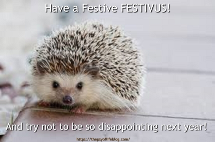 Disappointing Festivus Greeting Cards