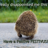 Festivus Greeting Cards are Bound to Disappoint