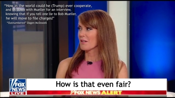 Dagen McDowell Outnumbered Fox News