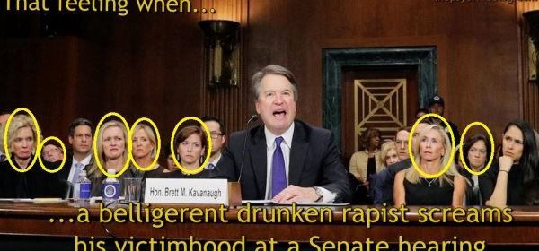 Brett Kavanaugh, Christine Blasey Ford, Senate Judiciary Committee, Supreme Court