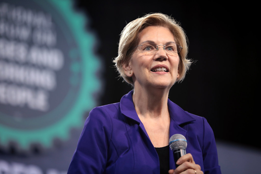 Elizabeth Warren, Election 2020, Emotional Displays, Perception