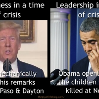 Meme: Presidential in Time of Crisis