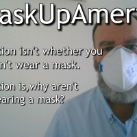 MEME: #MaskUpAmerica