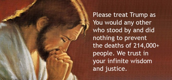 A Prayer for Trump