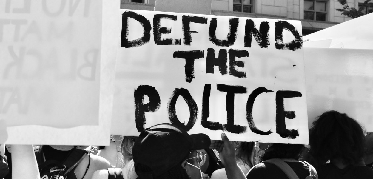 Defund the Police Activates the Racial Angst of White America