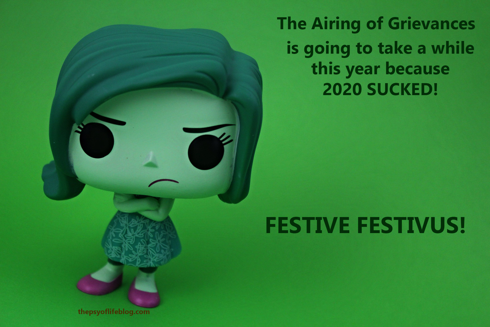 Festivus Card: 2020 SUCKED