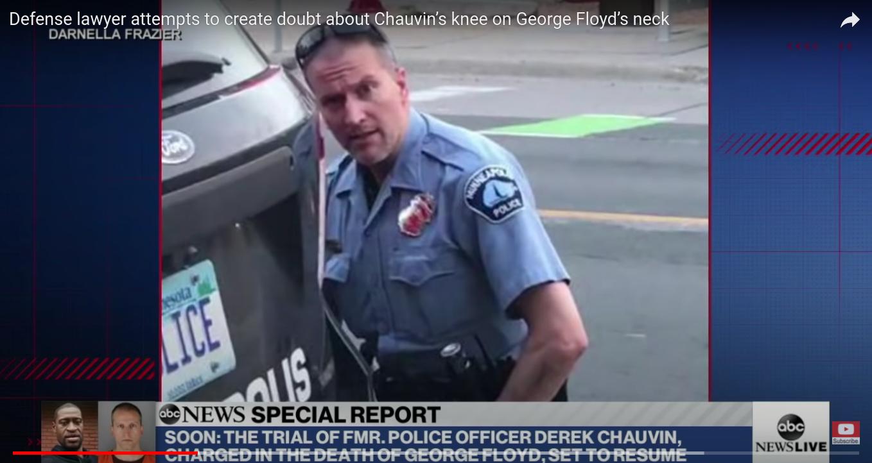 Is Derek Chauvin a psychopath?
