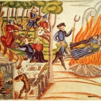 The Medieval Witch Hysteria Teaches About Today's Pandemic and Stolen Election Hysterias