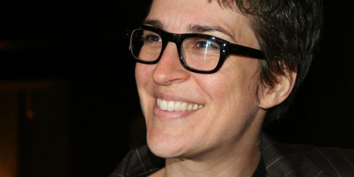 Why is Ye Olde Blogge going fishing next week and WHAT??!? RACHEL MADDOW MAY BE LEAVING IN APRIL??!!?